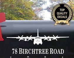 C 130 Hercules Decal Etsy