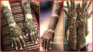 khafif mehndi design of dubai