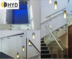 balcony glass railing designs