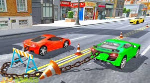 chained car racing games 3d pc 1