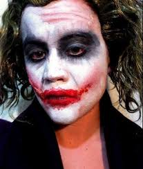 dark knight s joker make up tutorial