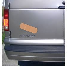 Giant Band Aid Decal