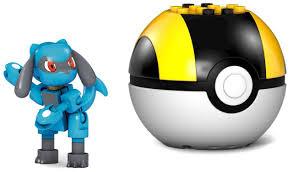 Pokemon Mega Construx Series 11 Riolu Set Mattel - ToyWiz