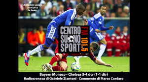 Chelsea-Bayern Monaco, la finale di Champions League 2012 - YouTube