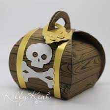 Deluxe Punch Art Jake The Pirate Cajas Para Regalar Cajas