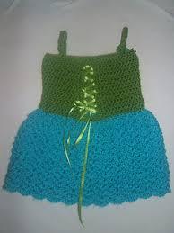 Ravelry: Spring Fling Dress pattern by Myrna Jackson
