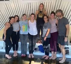 yoga teacher experience at yoba