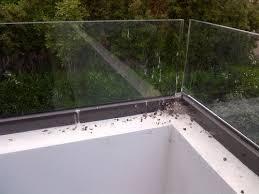 how to keep birds off of balcony railing