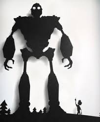 Iron Giant And Horgath Vinyl Decal Sticker Collector S Heaven