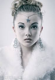 winter themed wonderland makeup ideas