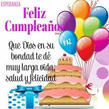 PAZ - Feliz cumpleaños a nuestra querida seguidora de la... | Facebook