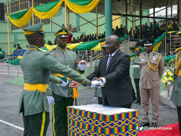 President Akufo-Addo delivers on promise to Ghana Immigration Service –  Obrempong-Nana Kwaku Ampomah