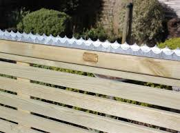 Fence Security Comb Jacksons Fencing