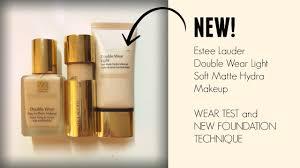 new estee lauder double wear light