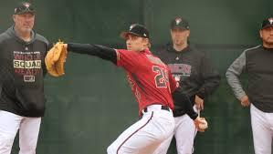 Luke Weaver Leaves Start with Right Forearm Tightness