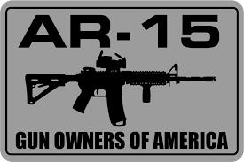 Decals Ar 15 Gun Owners Of America