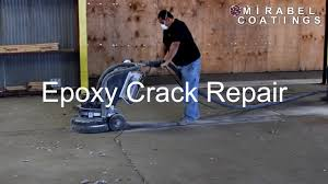 warehouse concrete repair and