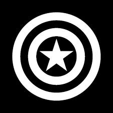 Stick Emall Captain America Marvel Insp Buy Online In Aruba At Desertcart