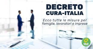 cura italia Archivi - Europa Verde