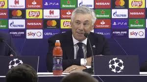Champions League, Napoli-Liverpool 2-0: Carlo Ancelotti in ...