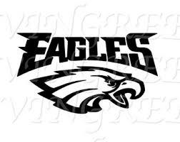 Philadelphia Eagles Decal Etsy