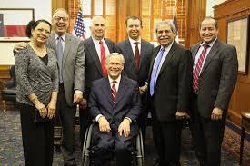 Texas Governor Greg Abbott Honors Premont ISD   NIET   National Institute  for Excellence in Teaching