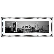 new york skyline framed