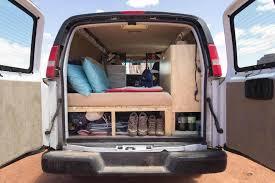 camper van conversion the best diy
