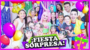 Show Piedra Papel O Tijera Fiesta Sorpresa Feliz Cumpleanos