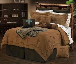 western bedspreads king