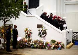 Mourners remember SC shooting victim in funeral at church – Orange ...