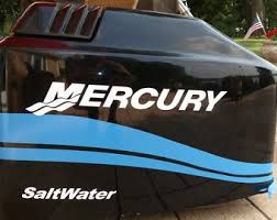 Mercury Decal Etsy