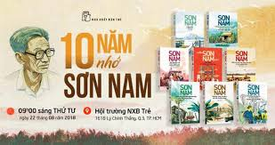 NXB Trẻ tái bản 20 tựa sách của nhà văn Sơn Nam - Tuần Báo Văn ...