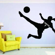 3d Soccer Wall Mural Goal Buy Cheap Design Australia Wallpaper Stadium Vamosrayos