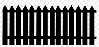 28 Collection Of Halloween Picket Fence Clipart Cat On A Fence Silhouette Hd Png Download 900x675 1021312 Pngfind