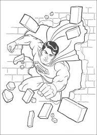 Kids N Fun 51 Kleurplaten Van Superman