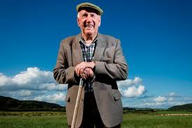 Scotland's oldest shepherd, 94, gets huge accolade for lifetime of ...