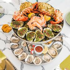 Seafood Towers Around D.C. - Eater DC