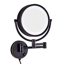 dowry led lighted 10x magnifying makeup