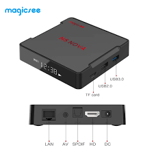Magicsee N5 Nova Rk3318 Smart Tv Box Android 9.0 4gb 32gb 64gb Media Player  4k Google Voice Assistant Netflix Youtube 2gb16gb - Buy Magicsee N5 Nova,Rk3318  Smart Tv Box,4gb 32gb Tv Box