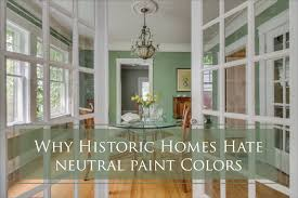 neutral paint colors for historic homes