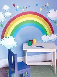 Rainbow Kids Room Wall Rainbow Kids Room Wall Decoration Rainbow Wall Paint Design Trends Graindesigners Com