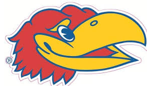 Amazon Com 3 Inch Ku Big Jay Decal University Of Kansas Jayhawks Logo Ks Removable Wall Sticker Art Ncaa Home Room Decor 3 1 2 By 2 Inches Baby