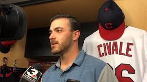 Video) Indians starting pitcher Aaron Civale discusses his dominant outing  in the team's 2-0 win over the Tigers at Progressi… | Cleveland indians,  Indians, Team 2