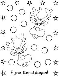 Kerstkaarten Zelf Kleuren Kerst Kaarten Kerst Knutselen