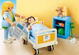 Children S Hospital Room 70192 Playmobil Usa