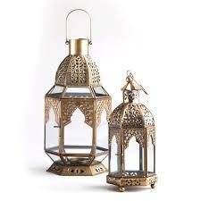 aleeza hanging lantern brass moroccan
