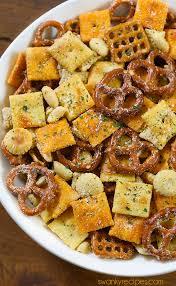 ranch chex mix snack sy recipes