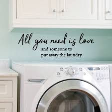 Put Away The Laundry Wall Quotes Decal Wallquotes Com