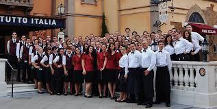 Lavoro per italiani negli Stati Uniti nel Walt Disney World